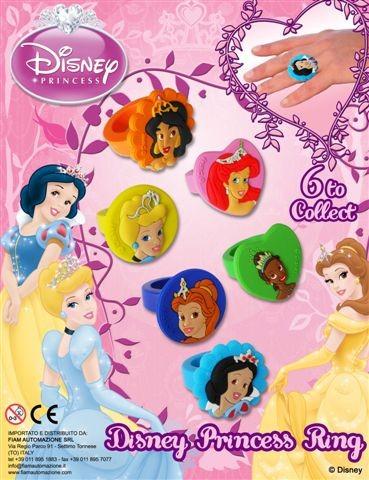 Disney princess ring
