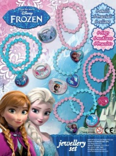 Frozen jewellery